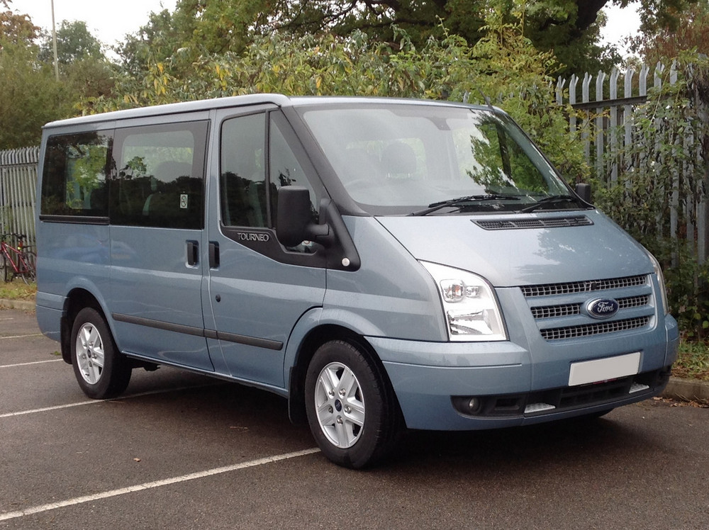 Ford Passenger Van For Sale >> Ford Tourneo 8/9 Seater Minibus | Find a Vehicle | St ...