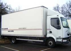 DAF/Ford Iveco 7.5 tonne Box Lorry