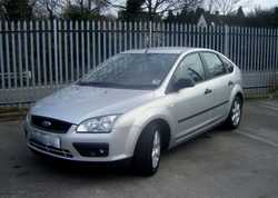 Ford Focus Auto/Manual Economy