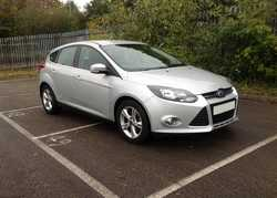 Ford Focus Auto/Manual Standard