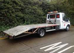 Ford Transit Single Car Transporter