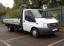 Ford Transit Tipper Lorry