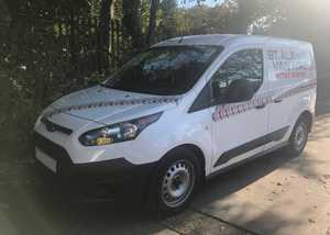 Ford Transit for Hire