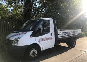 Ford Transit Tipper Lorry available for Hire