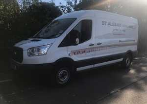 Ford Transit Van available for Hire