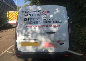 Ford Van for Rental