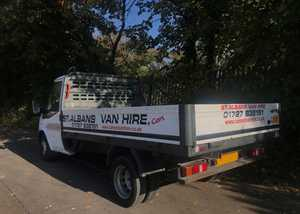 Long Ford Transit Lorry for Hire