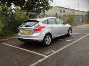 Ford Focus for Hire