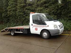 Ford Single Car Transporter available for Hire