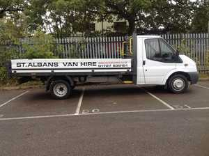Ford Transit Lorry for Rental