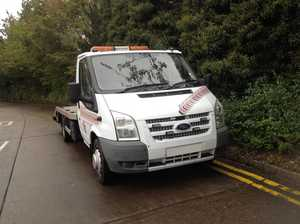 Ford Transit Single Car Transporter for Hire