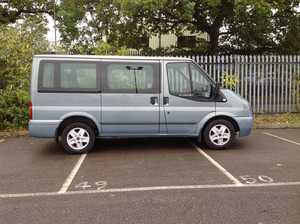 Spacious Ford Minibus available for Hire