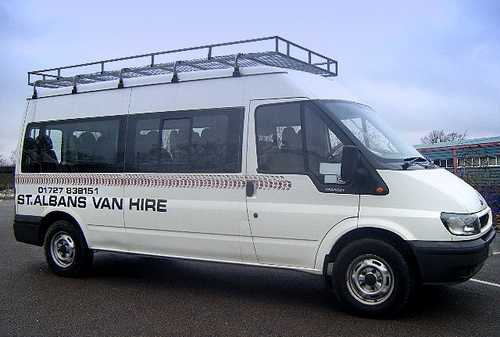 Ford 15 Seater Minibus for Hire