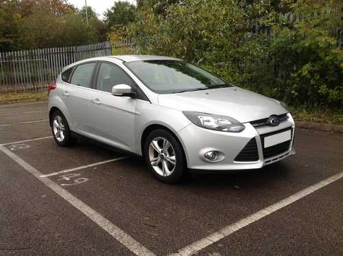 Ford Focus Auto or Manual Standard for Hire