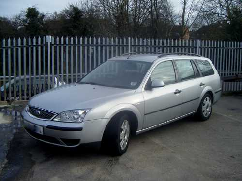Ford Focus Estate for Hire