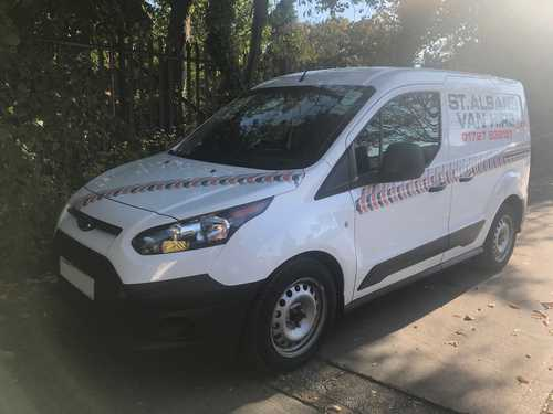 Ford Transit Connect Van for Hire