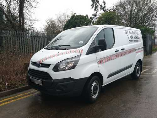 Ford Transit Van for Hire
